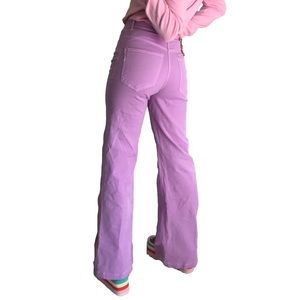 Pants - NEW ORCHID HAND-DYED SUPER HIGH WAISTED PANTS